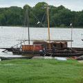 Gabare en Loire