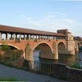 Ponte colperto à Pavie
