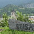 Susa, 1ère ville italienne