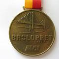 Brückenlauf Öresund (DK/SWE) 2000 von Bernd K.