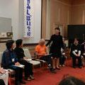 第3分科会講師 遠山昭雄さんと 作家、岡野恵子さんの楽しいお話