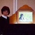 「紙芝居を演じる会ひょうしぎ」吉松美代子さん実演
