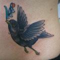 黒い鳥,DAICHI