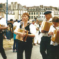 AVEL DRO - BAGAD PAGAN - Kann Al Loar 2001 - Landerneau