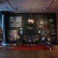 Haunted Lounge - exhibition in NextArt, Budapest
