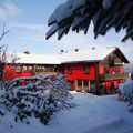Klausenhaus im Winter