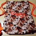 Rucksack für pferdebegeisterte Mädchen