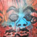 "ART HFrei - ""Doppelsicht"" - Acryl - 2009"