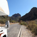 Big Bend, hinauf in das Chisos Basin