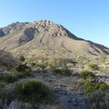Guadalupe Mountains, Pine Springs Campground