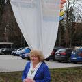 Gaby Hofstetter, Vorsitzende des Heimat- und Verschönerungsvereins