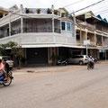 Unübersehbar - Koloniale Stadthäuser sind in der Innenstadt ...