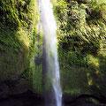 Naherholung für Einheimische - die Air Terjun Wasserfälle
