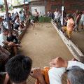 Vererbte Leidenschaft - Boule ist in Battambang Volkssport