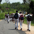 Bildung in Sri Lanka wird gefördert - selbst auf dem Lande...