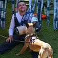 Dirk mit Studebakers Ilva