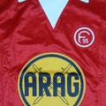 Trikot, Retrotrikot, Saison 2015/2016, Fortuna Düsseldorf, Fanshop, ARAG