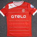 Trikot, Heimtrikot, Saison 2012/2012, Fortuna Düsseldorf, matchworn, Nr. 21, Johannes van den Bergh, Puma, Otelo, DFB-Pokal