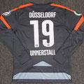 Trikot, Torwarttrikot, Saison 2015/2016, Fortuna Düsseldorf, matchprepared, Nr. 19, Lars Unnerstall, Puma, Otelo