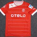 Trikot, Heimtrikot, Saison 2012/2013, Fortuna Düsseldorf, matchworn, Nr. 13, Adam Bodzek, Puma, Otelo