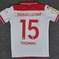 Trikot, Heimtrikot, Saison 2019/20, matchworn, Nr. 15, Erik THommy, Uhlsport, Henkel, Colter, DFB-Pokal