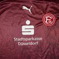 Trikot, Torwarttrikot, Saison 2006/2007, Fortuna Düsseldorf, matchworn, Nr. 1, Patrick Deuß, Puma, Stadtsparkasse Düsseldorf