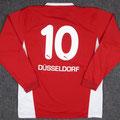 Trikot, Heimtrikot, Saison 2005/2006, Fortuna Düsseldorf, U23, Zwote, matchworn, Puma, Die Toten Hosen