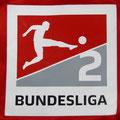 Trikot, Auswärtstrikot, Saison 2017/2018, Fortuna Düsseldorf, Nr. 32, matchprepared, Robin Bormuth, Orthomol