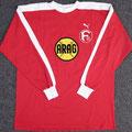 Trikot, Heimtrikot, Saison 1976/1976, Fortuna Düsseldorf, Fantrikot, Puma, ARAG