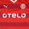 Trikot, Heimtrikot, Saison 2015/2016, Fortuna Düsseldorf, matchworn, Nr. 29, Alexander Madlung, Puma, Otelo