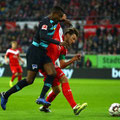 Schuhe, Fußballschuhe, Saison 2018/2019, Fortuna Düsseldorf, Puma, Sample, Adam Bodzek, personalized, personalisiert