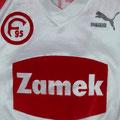 Trikot, Heimtrikot, Saison 1990/1991, Fortuna Düsseldorf, Fanshopversion, Puma, Zamek