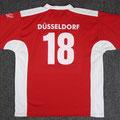 Trikot, Heimtrikot, Saison 2008/2009, Fortuna Düsseldorf, Jugend, matchworn, Dragon, LTU