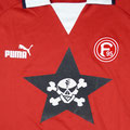 Trikot, Heimtrikot, Saison 2004/2005, Fortuna Düsseldorf, Jugend, Rohling, Puma, Die Toten Hosen
