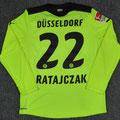 Trikot, Torwarttrikot, Trikotset, Saison 2011/2012, matchworn, Nr. 22, Michael Ratajczak, Puma, Bauhaus