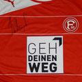 Trikot, Heimtrikot, Saison 2012/2013, Fortuna Düsseldorf, matchprepared, Nr. 15, Ivan Paurevic, Puma, Geh Deinen Weg