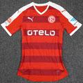 Trikot, Heimtrikot, Saison 2015/2016, Fortuna Düsseldorf, matchworn, Nr. 31, Marcel Sobottka, ACTV, Puma, Otelo
