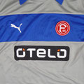 Trikot, Torwarttrikot, Saison 2013/2014, Template 2012/2013,Fortuna Düsseldorf, matchprepared, matchworn, Nr. 1, Michael Rensing, Puma, Otelo