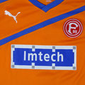 Trikot, Torwarttrikot, Saison 2013/2014, Fortuna Düsseldorf, Jugend, matchworn, Puma, Imtech