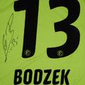 Trikot, Ausweichtrikot, Saison 2010/2011, Fortuna Düsseldorf, matchprepared, Nr. 13, Adam Bodzek, Puma, Stadtsparkasse Düsseldorf