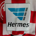 Trikot, Heimtrikot, Saison 2014/2015, Fortuna Düsseldorf, matchworn, Nr. 8, Sergio Pinto, Puma, Otelo