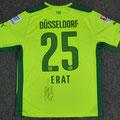 Trikot-Set, Trikot mit Hose, Ausweichtrikot, Saison 2014/2015, Fortuna Düsseldorf, matchworn, Nr. 25, Tugrul Erat, Puma, Otelo