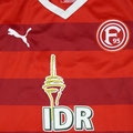 Trikot, Heimtrikot, Trikot-Set, Saison 2015/2016, Fortuna Düsseldorf, Jugend, matchworn, Puma, IDR