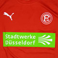 Trikot, Heimtrikot, Saison 2012/2013, Fortuna Düsseldorf, U23, Zwote, Rohling, Puma, Stadtwerke Düsseldorf, Regionalliga West
