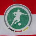 Trikot, Heimtrikot, Saison 2008/2009, Fortuna Düsseldorf, matchworn, Nr. 11, Sebastian Heidinger, Puma, Stadtsparkasse Düsseldorf