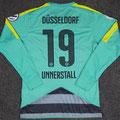 Trikot, Torwarttrikot, Saison 2015/2016, Fortuna Düsseldorf, matchworn, Nr. 19, Lars Unnerstall, Puma, Otelo