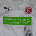 Trikot, Heimtrikot, Saison 2008/2009, Fortuna Düsseldorf, U23, Zwote, Rohling, Puma, Stadtwerke Düsseldorf, Regionalliga West