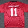 Trikot, Heimtrikot, Saison 2001/2002, Fortuna Düsseldorf, U23, Zwote, matchworn, Umbro, Henkel