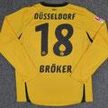 Trikot, Ausweichtrikot, Saison 2011/12, matchworn, Nr. 18, Thomas Bröker, Puma, Bauhaus