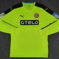 Trikot, Torwarttrikot, Saison 2016/2017, Fortuna Düsseldorf, Nr. 19, Lars Unnerstall, Otelo